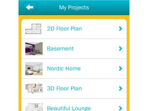 Roomsketcher app app for 3d floor plan app