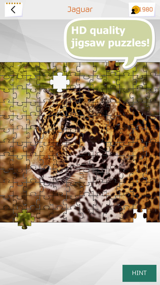 Animal Puzzle Game HD