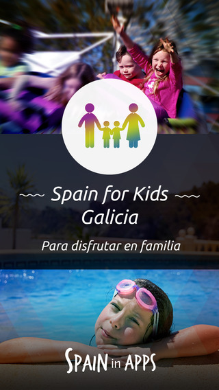 Spain for kids Galicia