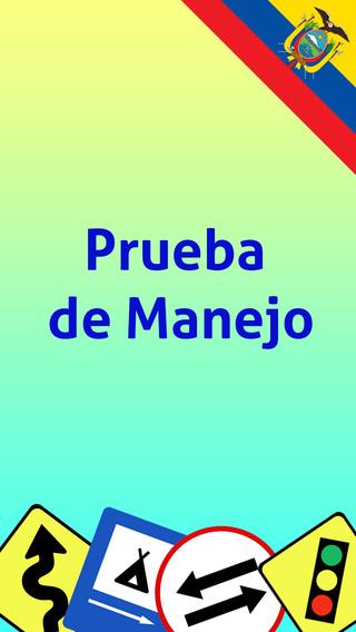Prueba de Manejo