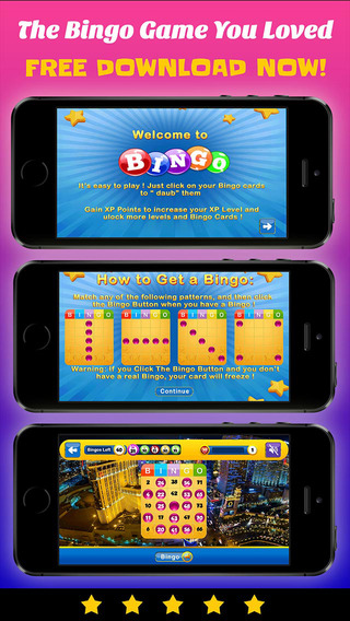 BINGO CASINO CITY - Play Online Casino and Gambling Card Game for FREE