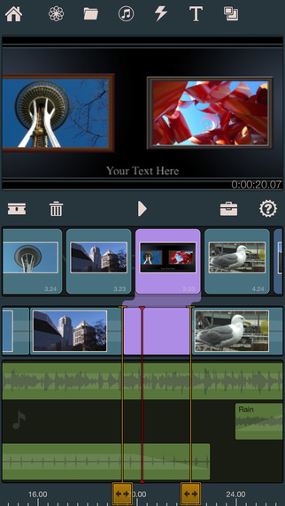 Pinnacle Studio Pro - professional video editing Screenshots