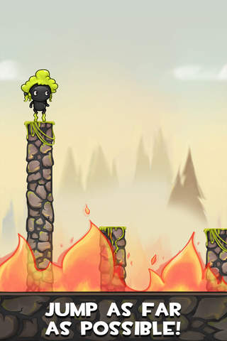 Stickyman Hop PRO screenshot 1