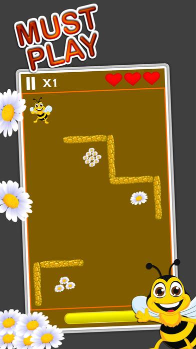 Be Bee - Beo Bees Game iPhone Screenshot 3