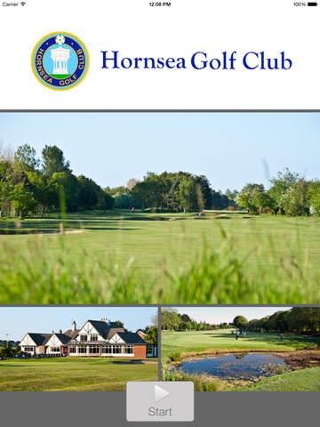 Hornsea Golf Club - Buggy