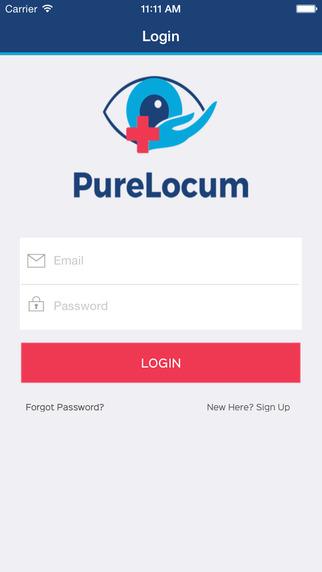 PureLocumApp