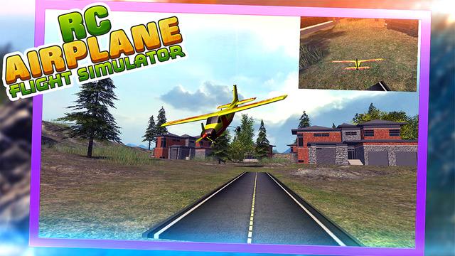 RC Airplane Flight Simulator 3D