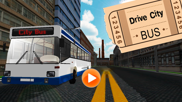 City Bus Simulator 3D Full Screenshots
