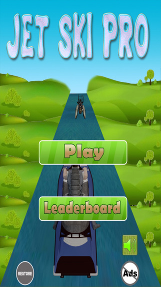 Jet Ski Pro - Free Jetski Racing Game