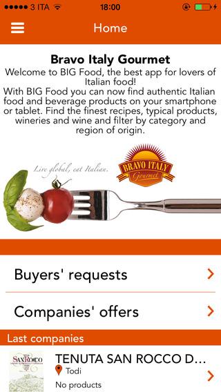 Bravo Italy Gourmet