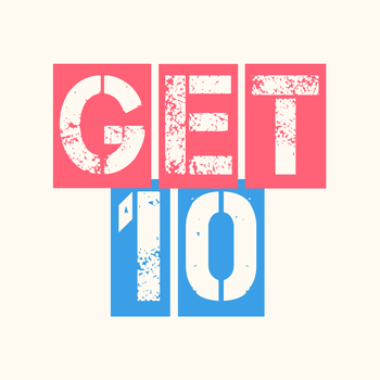 Just Get 10 HD LOGO-APP點子