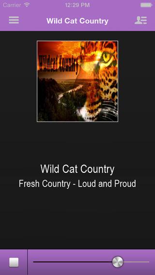 Wild Cat Country