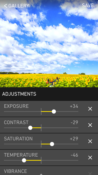 Top Camera 2 - HDR, Slow Shutter, Night and more - Photo Video Editor and Filters Screenshots