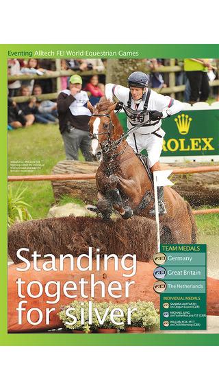 Horse Hound Magazine International