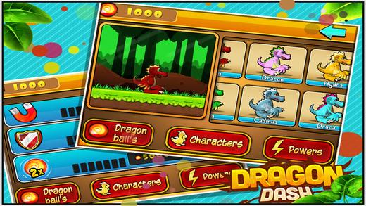 Dragon Dash Action Game