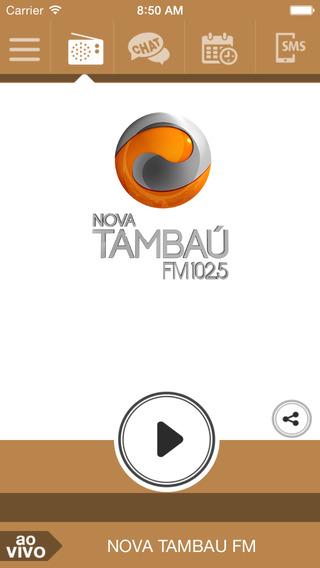 Nova Tambaú FM