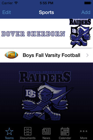 Dover-Sherborn High School 2014 screenshot 1