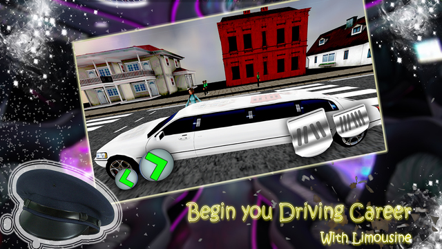 Luxury Limousine Driving Simulation 3D: Enjoy the Real Limo Drive in the City