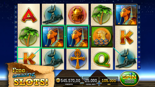 Slots - Pharaoh's Way  - The best free * slots and slot tournaments!