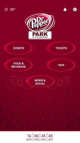 Dr. Pepper Park Roanoke Events