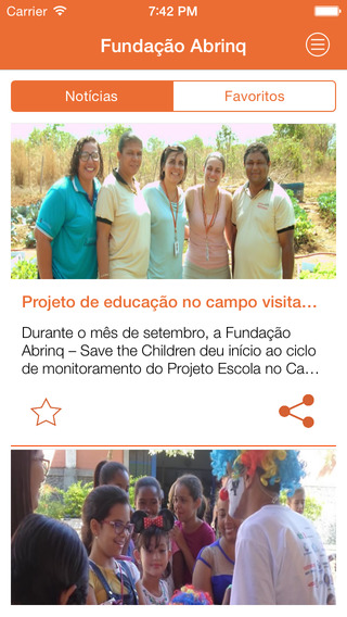 Fundação Abrinq – Save the Children