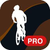 Runtastic Mountain Bike PRO GPS Biking Computer, Ride and Route Tracker