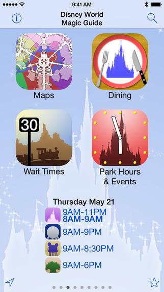 Disney World Magic Guide