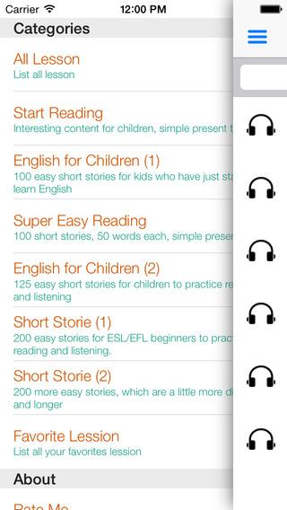 English for Children Listening