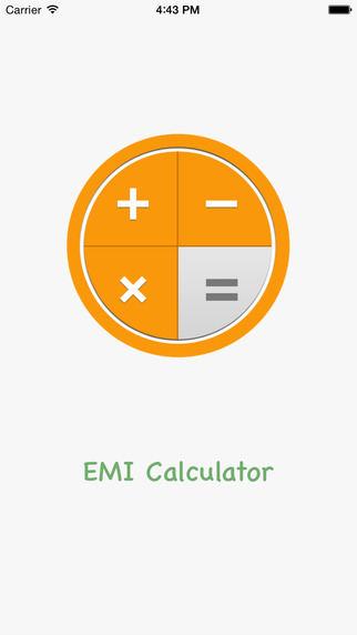 EMI Calculator -- For Home Loan Personal Loan and
