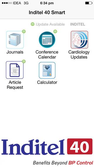 【免費醫療App】Inditel 40 Smart App-APP點子