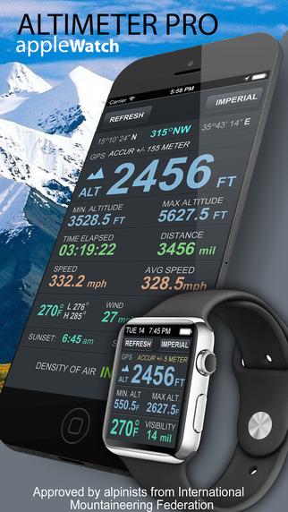 Altimeter Pro i9