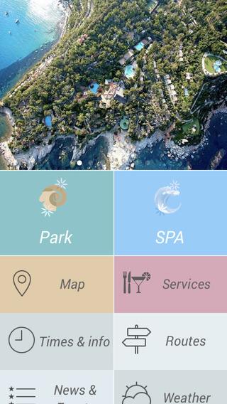 Arbatax Park Resort Spa – Resort with 7 hotels and villas in Sardinia - Wellness Thalasso SPA Centre