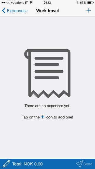 【免費商業App】Expenses+-APP點子