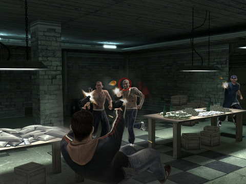 【Gameloft新作首次冰点】生死9毫米