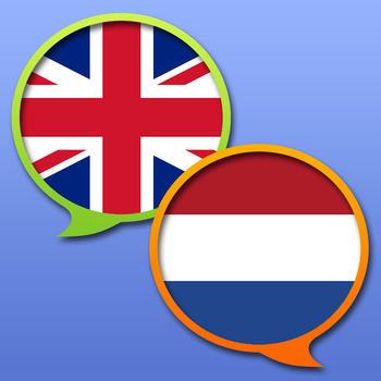 Dutch-English Dictionary LOGO-APP點子