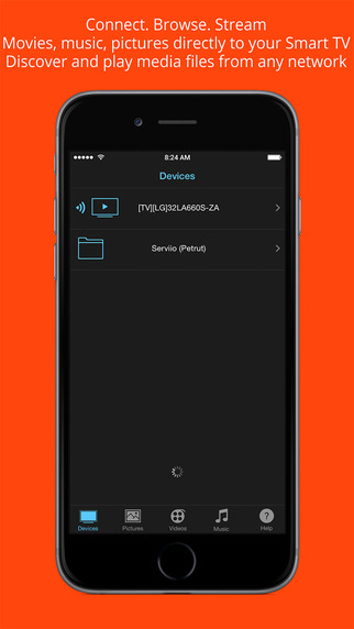 Allshare Media Stream Pro - Cast videos music and photos to your SmartTV