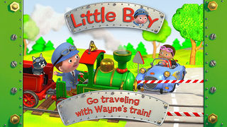 Little Boy – Wayne's Train