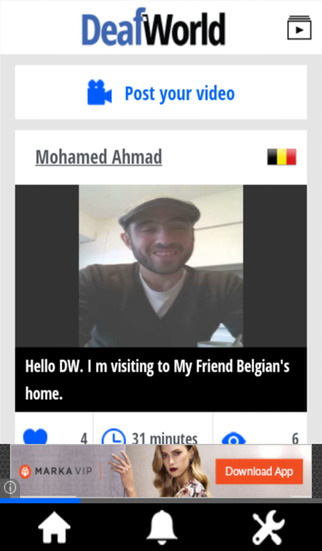 DeafWorldApp