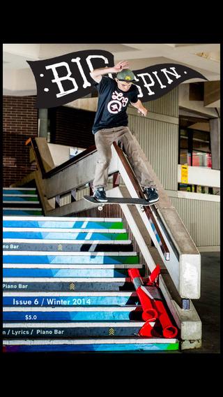 Bigspin Magazine