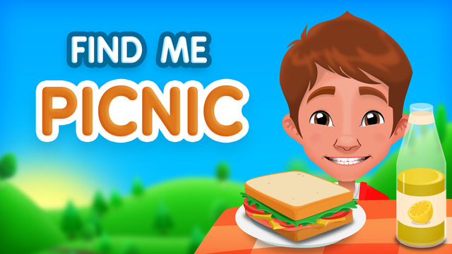 Find Me: Picnic Playtime