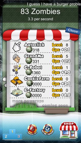 【免費遊戲App】Zombie Clickers-APP點子