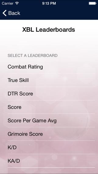 Stat Tracker Destiny Edition