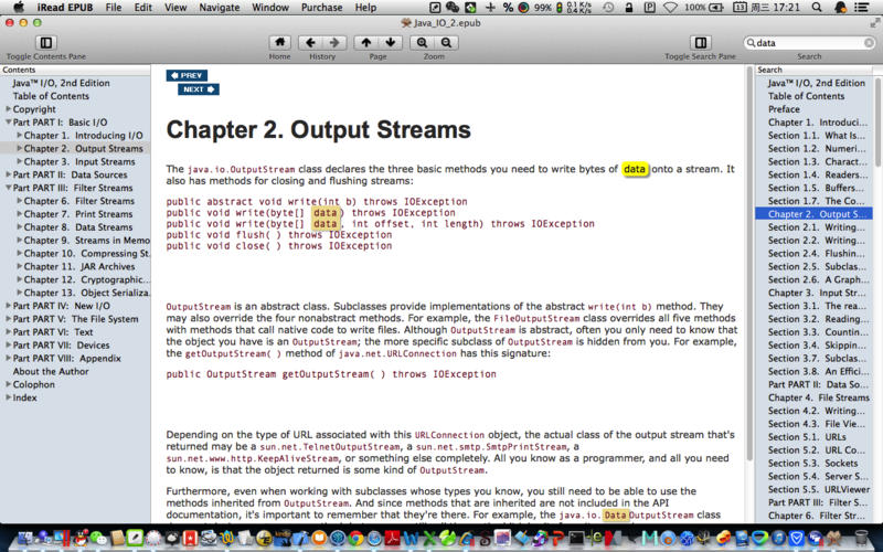 iRead EPUB Screenshot - 2