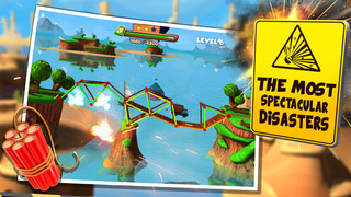 Bridge Builder Simulator  Screenshot