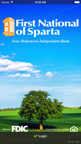 FNB Sparta Mobile Banking