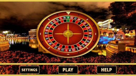 A Autumn Vegas Roulette Excitement