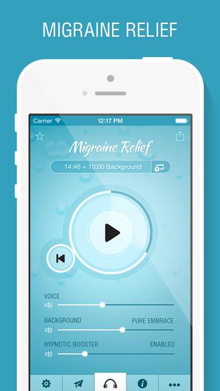 Migraine Relief Hypnosis - PRO