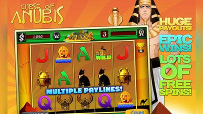 Aaaalibaba Aanother Slots Curse of Anubis FREE Slots Game-0