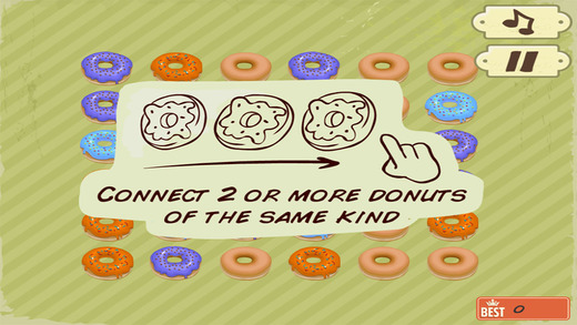 Connect Donuts