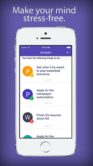 CircleDo - To-Do Lists Reminders